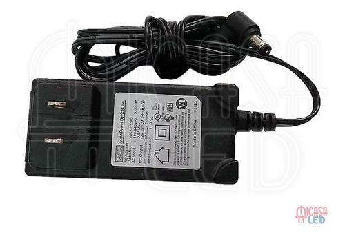 eliminador  12v 2a  conector tira led