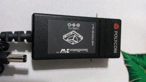 eliminador de corriente polycom soundstation 2w
