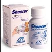 eliminador de pulgas - shooter spray