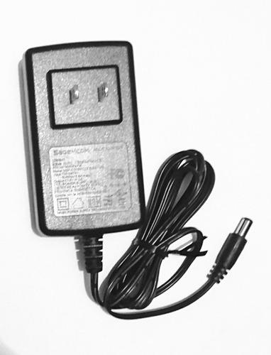 eliminador fuente de voltaje 12v 2a cctv, leds, conector hem