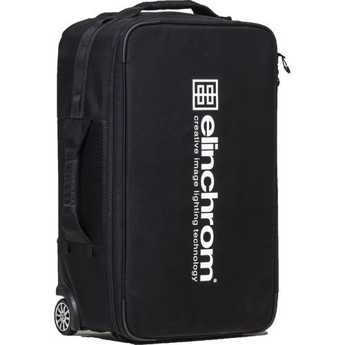 elinchrom (33188) maleta con ruedas protec