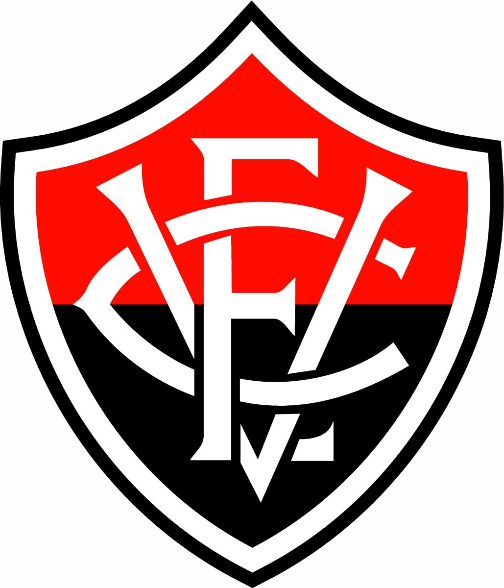 Elipse Mandala Futebol Vitória Brasão 60 Cm Festa Mdf 3mm - R  33 a84b5952914c0