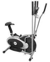 elíptica bicicleta 2 in 1 gym en casa