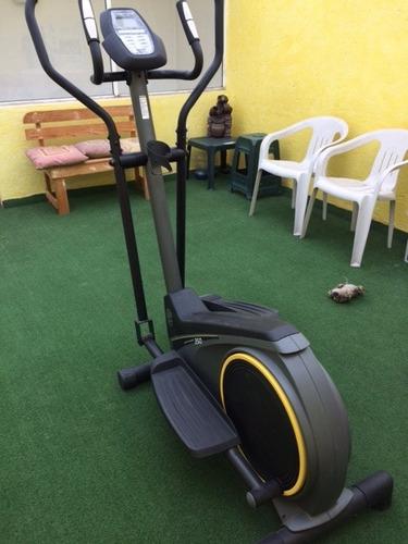 elíptica gold's gym