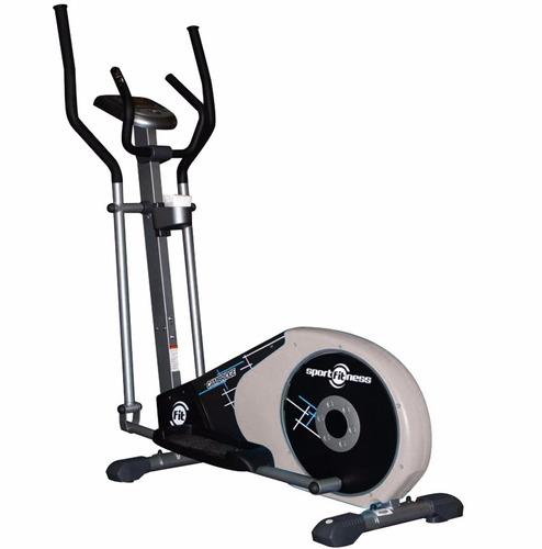 eliptica magnetica sportfitness bicicleta estática promocion