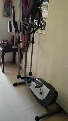 eliptica maquina o bicicleta