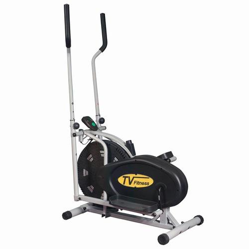 eliptica  tv fitness  trainer simple