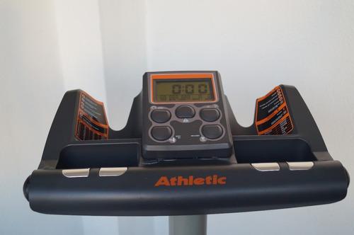 elíptico athletc advanced 330 e (10% off) (sem juros)