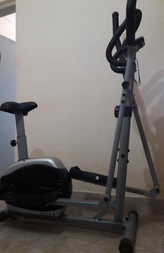 eliptico, bicicleta 2 en 1