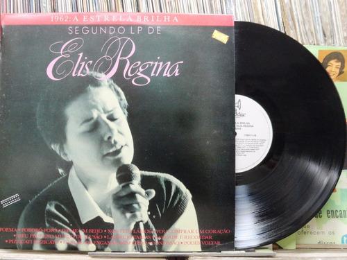 elis regina estrela brilha segundo lp reedição de 1962