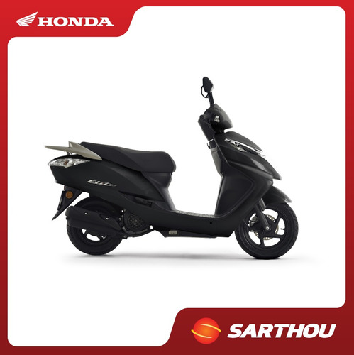 elite 125 honda scooter