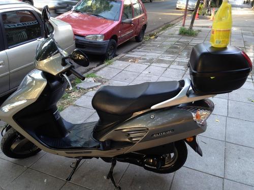 elite 125 scooter honda