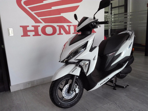elite 2018 color blanco 0km honda