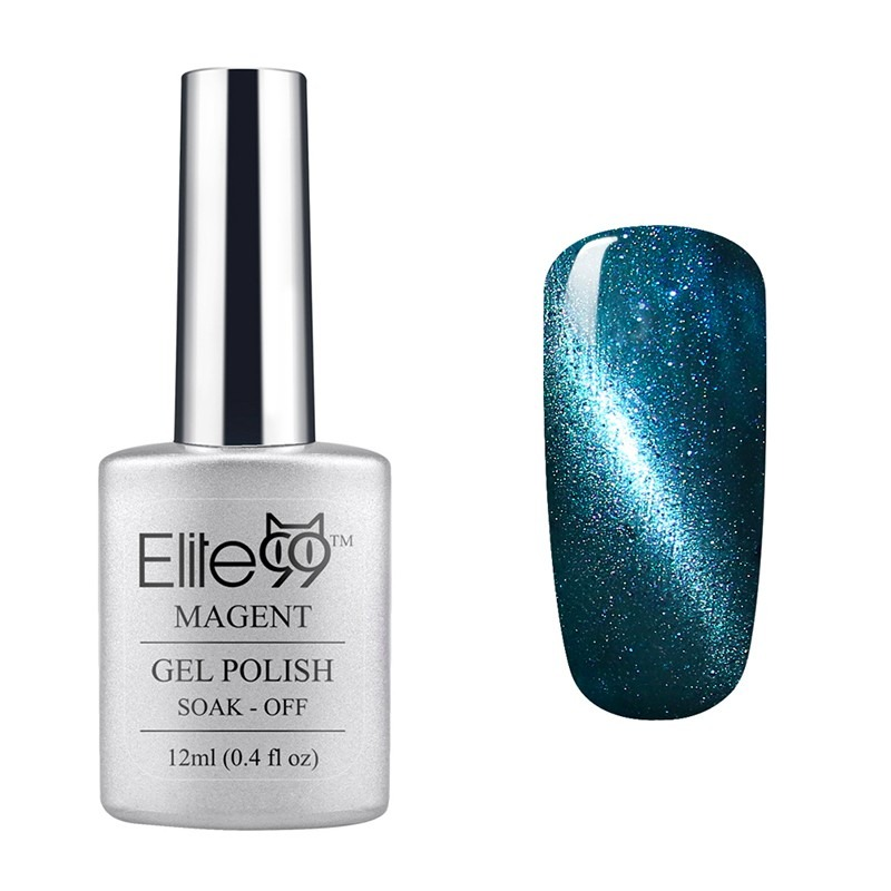 Elite 99, Gelish, Cat Eye, Esmalte Magnetico De Gel 6579 - $ 120.00 ...