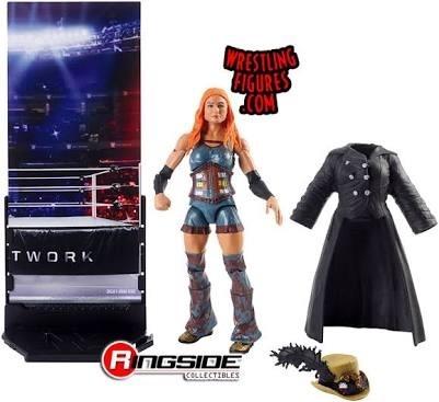 WWE Becky Lynch Action Figure Elite 49 Mattel Toy NEW