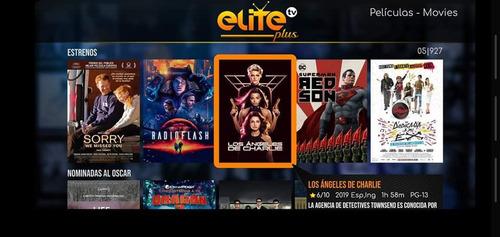elite tv plus