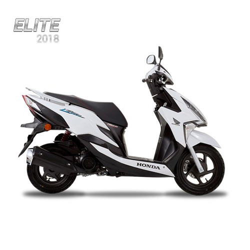 elite125 honda  2018 retira ya en motolandia 47988980
