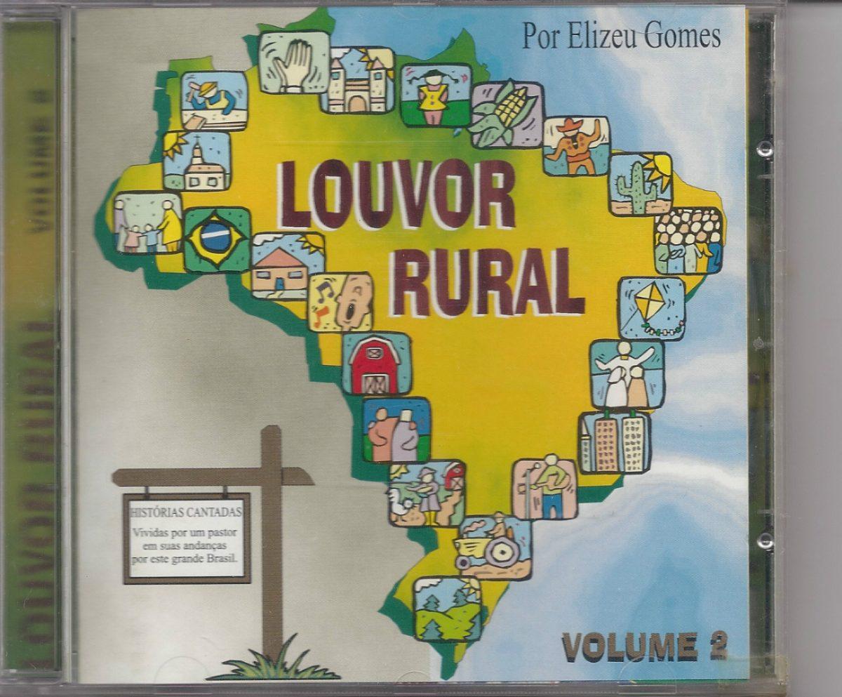 cd de elizeu gomes - louvor rural 2