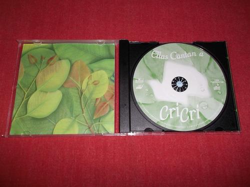 ellas cantan a cri cri - cd nac ed 1999 mdisk