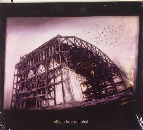 elliott - false cathedrals - cd importado usa lacrado