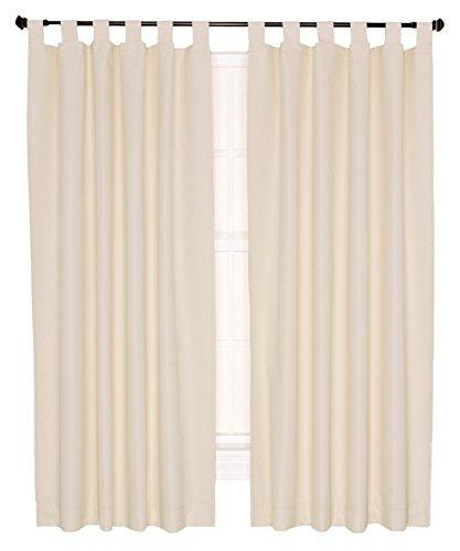 ellis curtain crosby cortina termica de 144 por 84 pulgadas