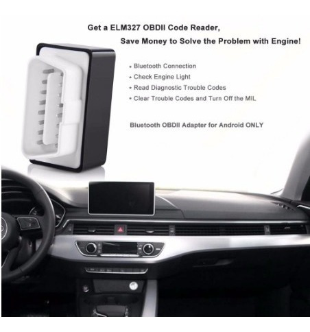 elm327 bluetooth obd2 escaner automotriz scanner 1.5 obd ii