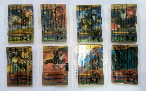 elma chips tazos completa 32 + 8 cards homem de ferro