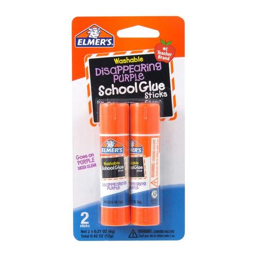 elmer's goma escolar barra 6g paquete de 2 unidades - barulu