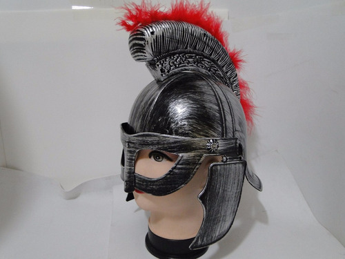elmo capacete gladiador viking esparta grego cosplay  show