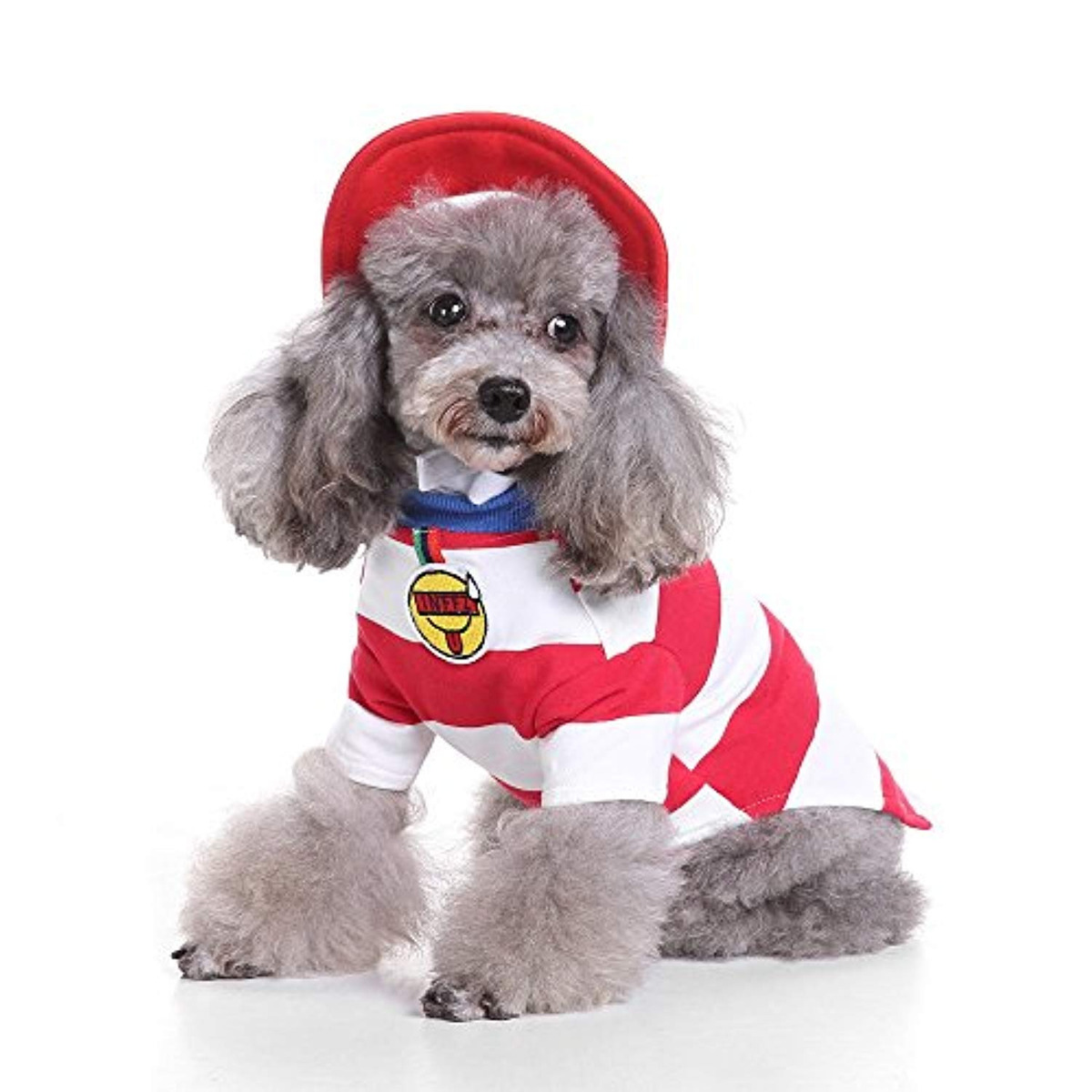 beaabd5e12f Elogoog Puppy Clothes, Super Cute Pet Dog