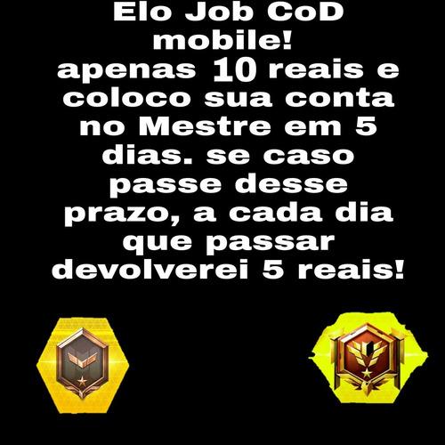 elojob para cod mobile!