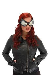 Gafas para disfraz de poker Elope