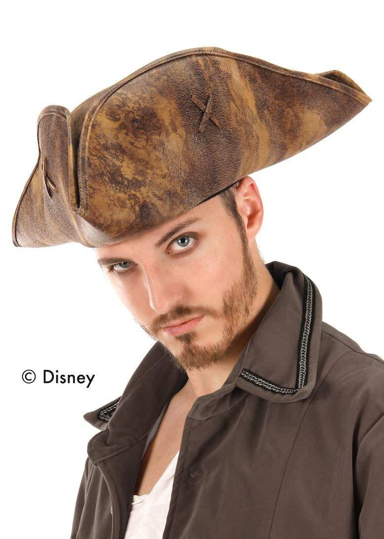 ec4cf632212ef Elope Disney Pirates Jack Sparrow Disfraz Sombrero -   196.777 en ...