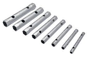 Elora 210018191000 Tubular box spanner 210-18x19mm
