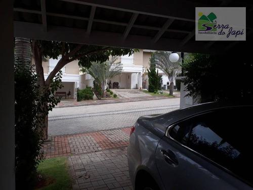 eloy chaves, nature village 1 , casa com 3 dormitórios à venda, 120 m² - jardim ermida ii - jundiaí/sp - ca1842