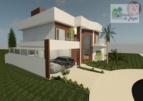 eloy chaves - residencial quintas das atirias - casa a venda 4 suites - ca1834