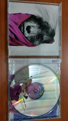 elp cd tributo emerson lake and palmer
