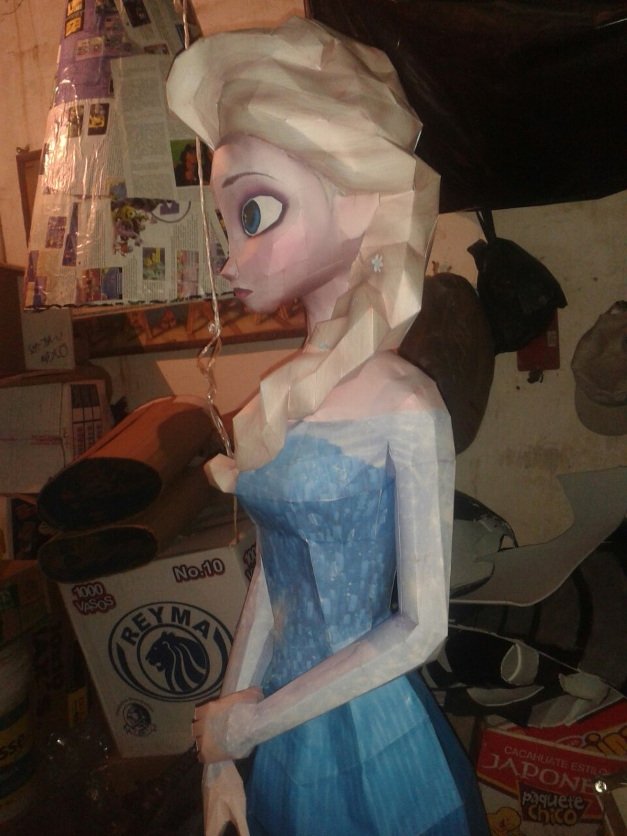 3d elsa from frozen gets 3 cumshots - 3 10