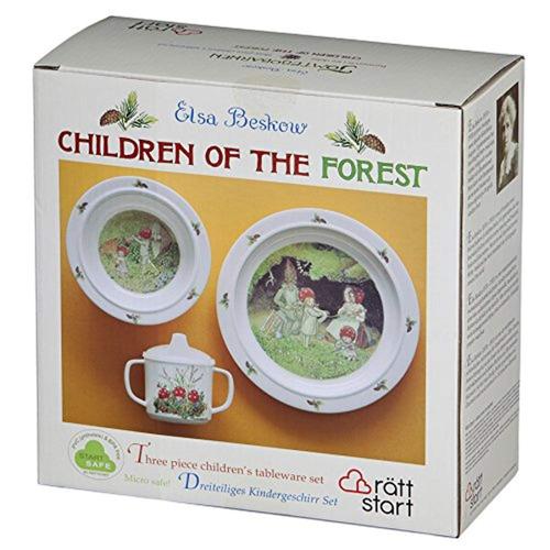 elsa beskow children of the forest tomtebobarnen