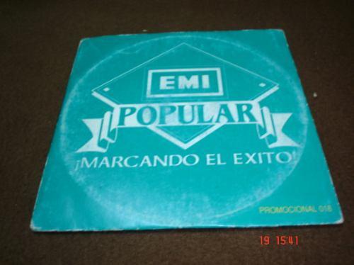 elsa garcia - eddie santiago - cd - escapate - el triste