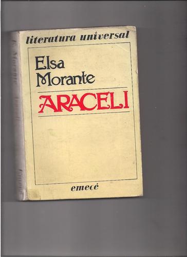 elsa morante: araceli.