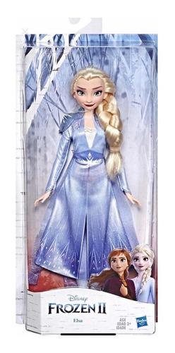 elsa muñeca de frozen 2 original hasbro