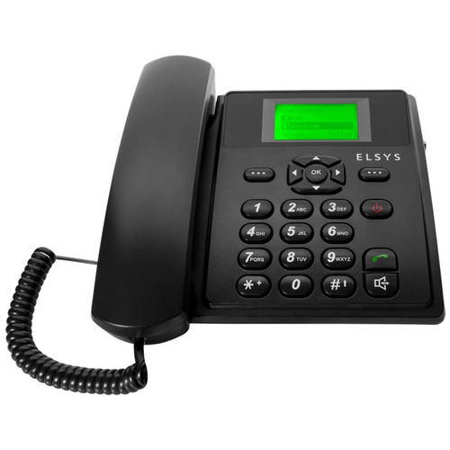 elsys epfs11 telefone celular rural de mesa dual quadriband