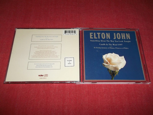 elton john - candle in the wind cd ep imp ed 1997 mdisk