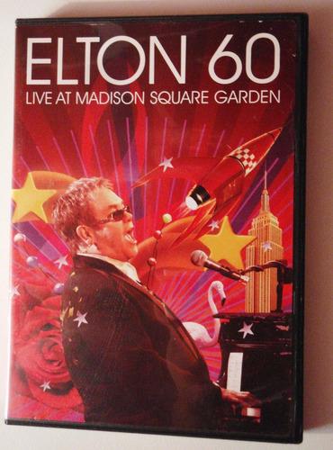 elton john concierto madison square garden dvd original