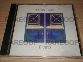 Elton John Duets (cd) C/ Leonard Cohen George Michael B2 2
