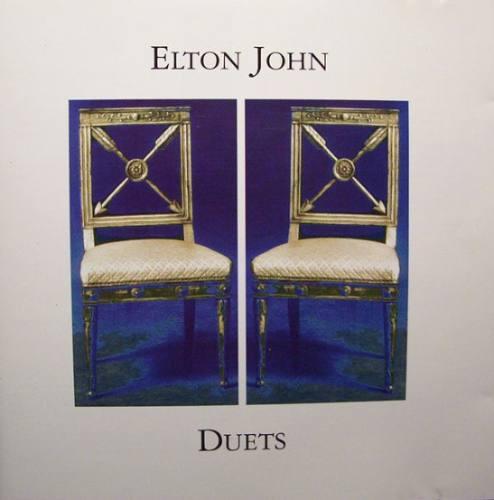 elton john duets cd made in england en la plata fraganplat