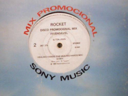 elton john sacrifice lp vinil disco single mix fonobras 1989