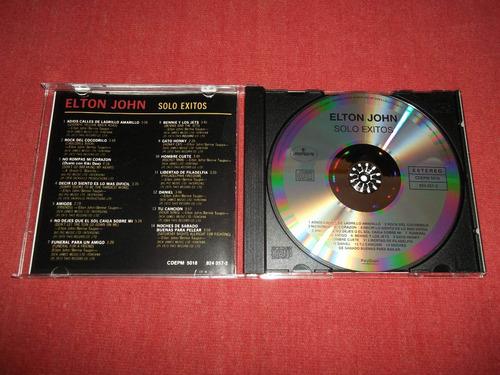 elton john - solo exitos cd nac ed 1990 mdisk