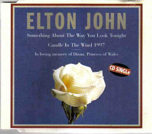 elton john - something about the ... - single